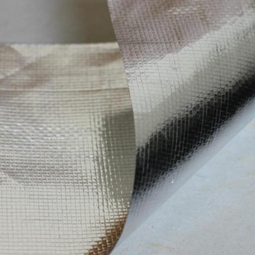 双面铝箔编织布(型号FWS780)