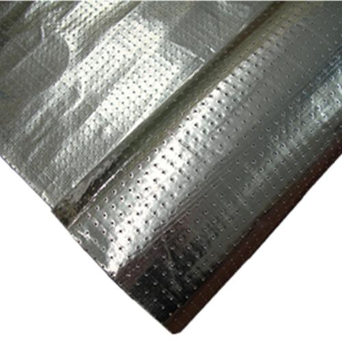 单面刺孔铝箔编织布(型号FW780P)